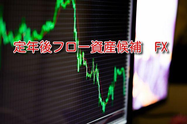 定年後フロー資産候補FX